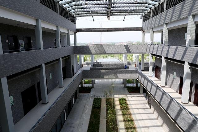 炫目教学楼